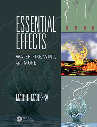 Essential Effects: Water, Fire, Wind, and More book cover