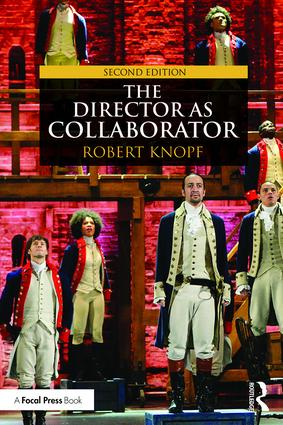 The Director as Collaborator: 2nd Edition (Paperback) book cover