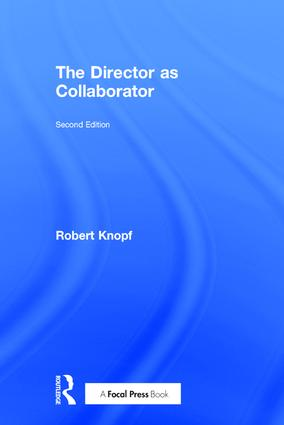 The Director as Collaborator book cover