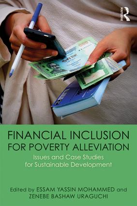 Financial Inclusion for Poverty Alleviation: Issues and Case Studies for Sustainable Development, 1st Edition (Paperback) book cover