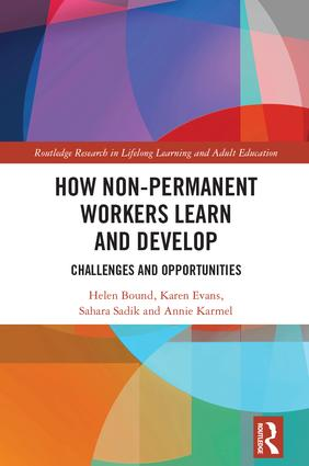 How Non-Permanent Workers Learn and Develop: Challenges and Opportunities book cover