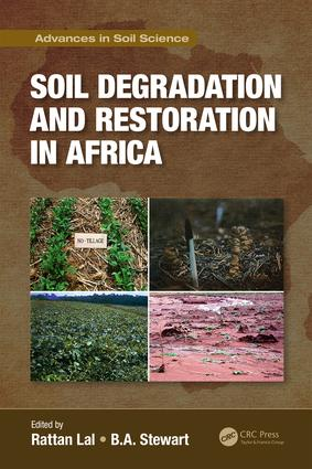Soil Degradation and Restoration in Africa book cover