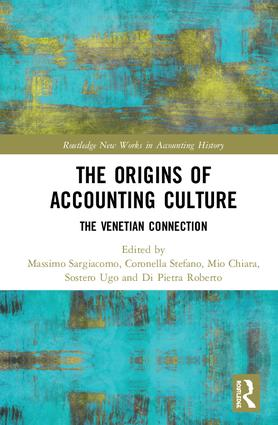 The Origins of Accounting Culture: The Venetian Connection, 1st Edition (Hardback) book cover