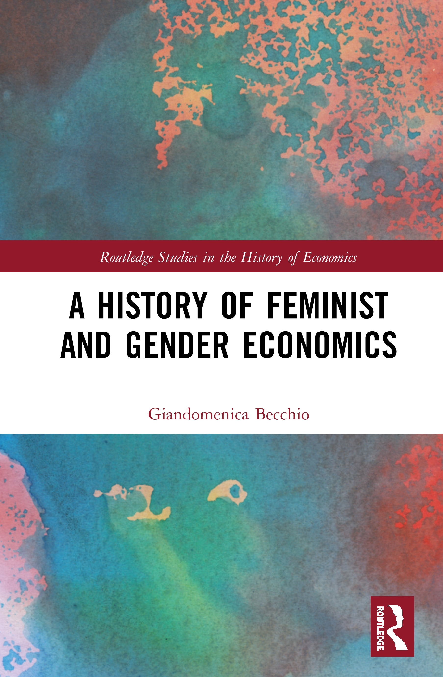 A History of Feminist and Gender Economics book cover