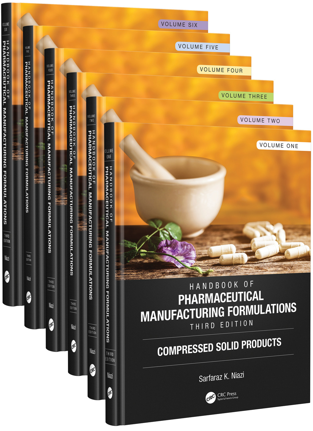 Handbook of Pharmaceutical Manufacturing Formulations, Third Edition book cover