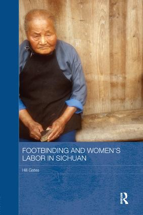 Footbinding and Women's Labor in Sichuan book cover