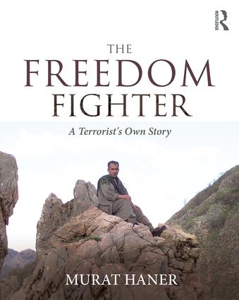 The Freedom Fighter: A Terrorist's Own Story (Paperback) book cover