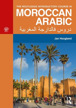 The Routledge Introductory Course in Moroccan Arabic (Paperback) book cover