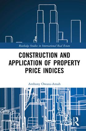Construction and Application of Property Price Indices book cover