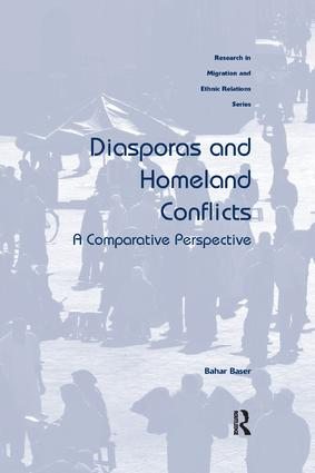 Diasporas and Homeland Conflicts