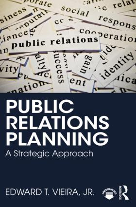 Public Relations Planning: A Strategic Approach book cover
