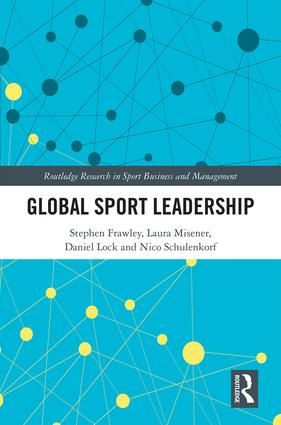 Global Sport Leadership book cover