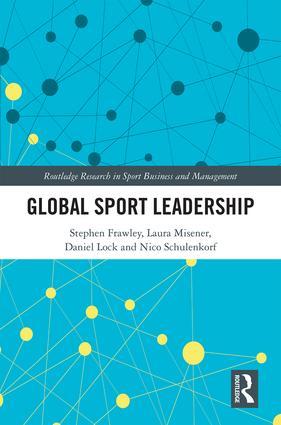 Global Sport Leadership book cover