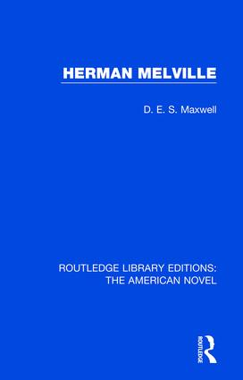 Herman Melville book cover