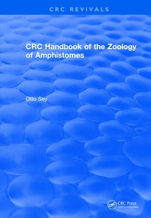 CRC Handbook of the Zoology of Amphistomes: 1st Edition (Hardback) book cover