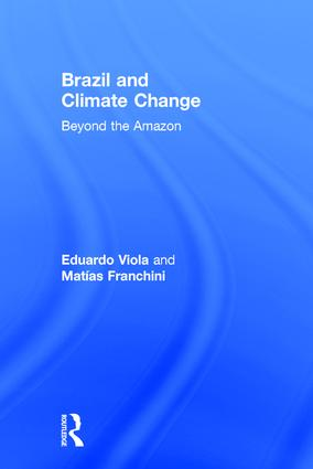 Brazil and Climate Change: Beyond the Amazon book cover