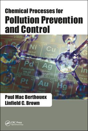 Chemical Processes for Pollution Prevention and Control: 1st Edition (Hardback) book cover