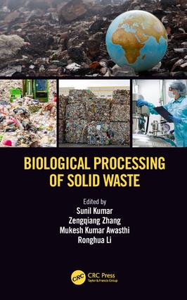 Biological Processing of Solid Waste: 1st Edition (Hardback) book cover