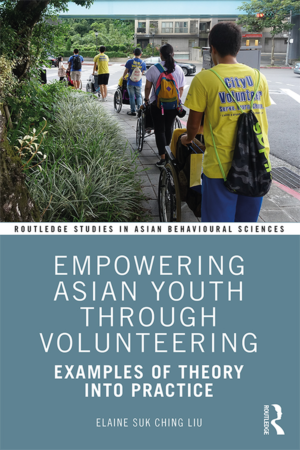 Empowering Asian Youth through Volunteering: Examples of Theory into Practice book cover