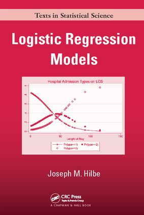 Logistic Regression Models: 1st Edition (Paperback) book cover