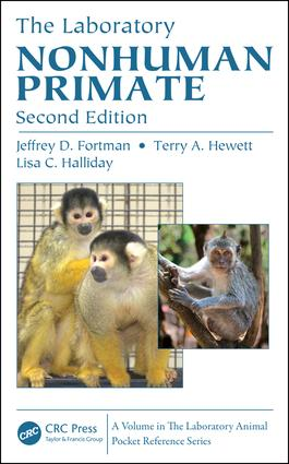 The Laboratory Nonhuman Primate, Second Edition: 2nd Edition (Paperback) book cover