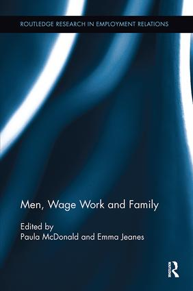 Men, Wage Work and Family book cover