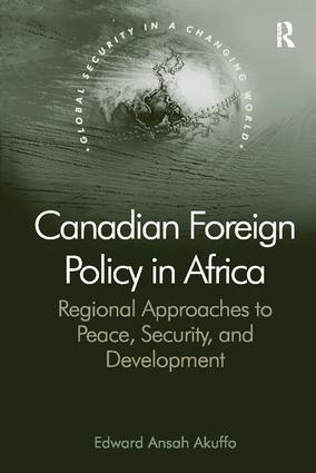 Human Security: The Canadian and African Conceptualisations