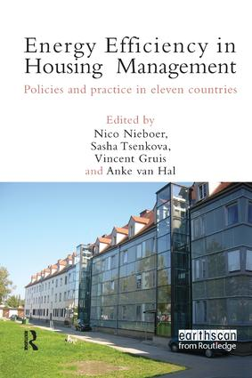 Energy Efficiency in Housing Management: Policies and Practice in Eleven Countries book cover