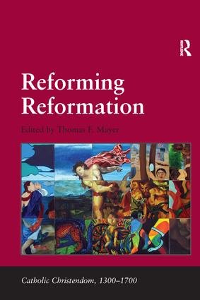 Reforming Reformation book cover