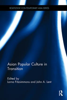 Asian Popular Culture in Transition book cover