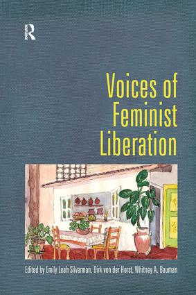 Voices of Feminist Liberation: 1st Edition (Paperback) book cover