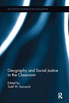 Geography and Social Justice in the Classroom book cover