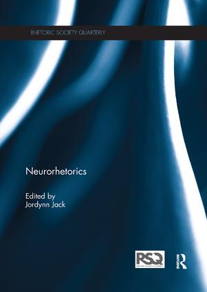 Neurorhetorics: 1st Edition (Paperback) book cover