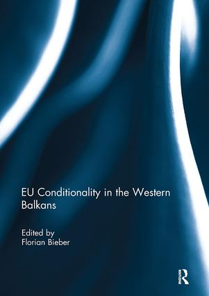 EU Conditionality in the Western Balkans book cover