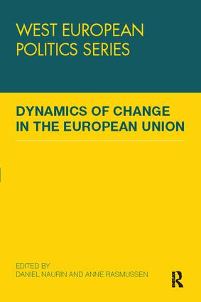 Dynamics of Change in the European Union book cover