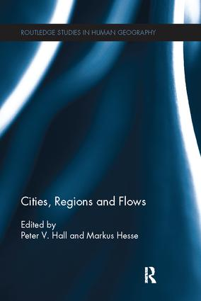 Cities, Regions and Flows book cover
