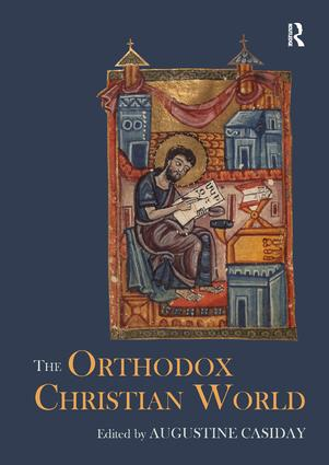 The Orthodox Christian World: 1st Edition (Paperback) book cover