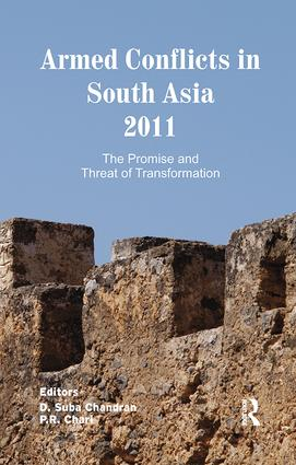 Armed Conflicts in South Asia 2011: The Promise and Threat of Transformation, 1st Edition (Paperback) book cover