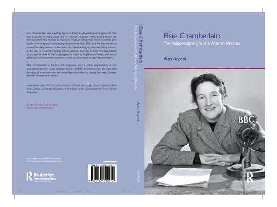 Elsie Chamberlain: The Independent Life of a Woman Minister book cover