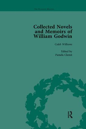 The Collected Novels and Memoirs of William Godwin Vol 3: 1st Edition (e-Book) book cover
