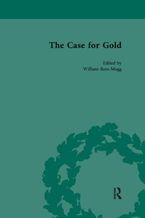 The Case for Gold Vol 3: 1st Edition (Paperback) book cover