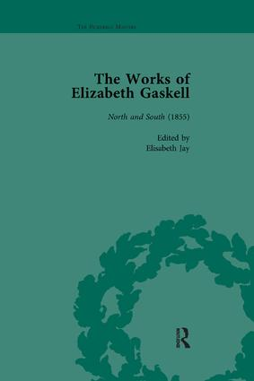 The Works of Elizabeth Gaskell, Part I vol 7: 1st Edition (e-Book) book cover