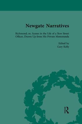Newgate Narratives Vol 2: 1st Edition (Paperback) book cover