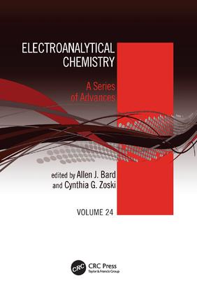 Electroanalytical Chemistry: A Series of Advances: Volume 24 book cover