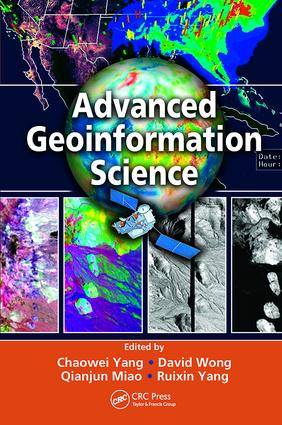 Advanced Geoinformation Science: 1st Edition (Paperback) book cover