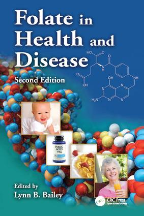Folate in Health and Disease: 2nd Edition (Paperback) book cover