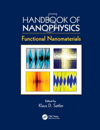 Handbook of Nanophysics: Functional Nanomaterials, 1st Edition (Paperback) book cover