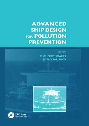 Advanced Ship Design for Pollution Prevention: 1st Edition (Paperback) book cover