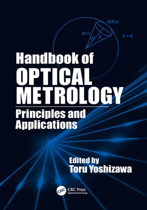 Handbook of Optical Metrology: Principles and Applications, 1st Edition (Paperback) book cover
