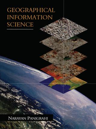 Geographical Information Science: 1st Edition (Paperback) book cover